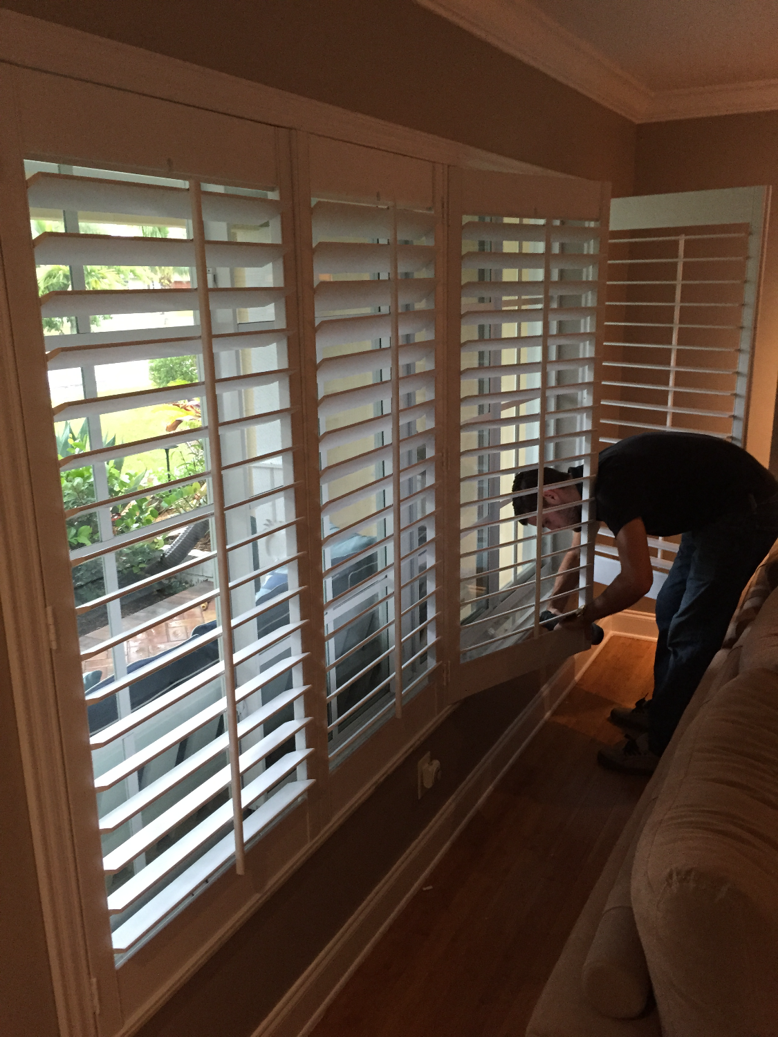 Plantation Shutters We Sell And Install