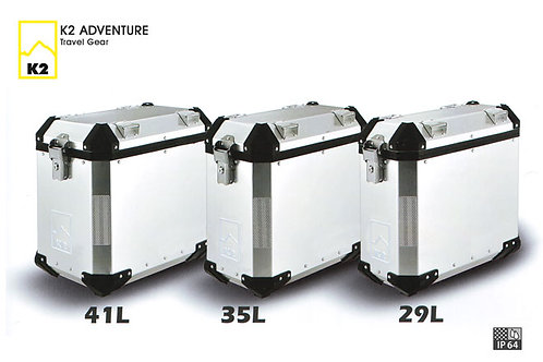 K2 Pro Side Case 29L/35L/41L