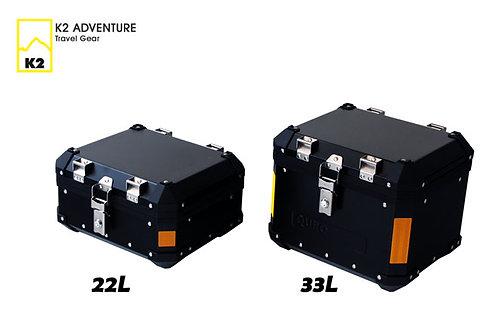 K2 Quro Top Case 22L/33L