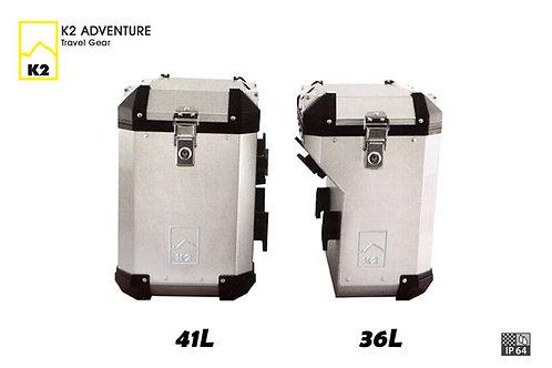 K2 Pro Side Case 41L+36L