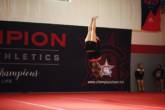 Champion Cheer