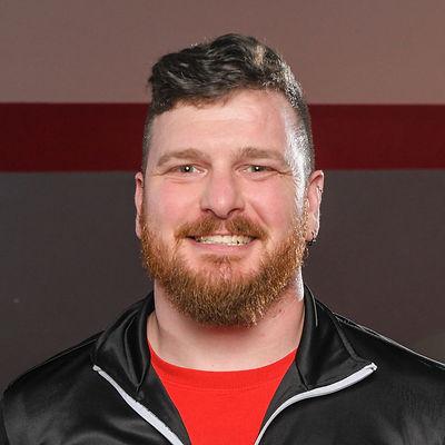 Coach Aaron Brownlee