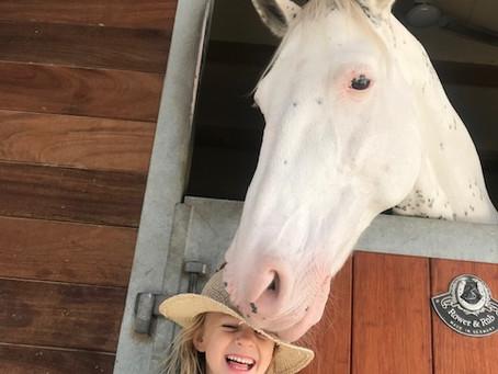 Cowgirl in Dubai