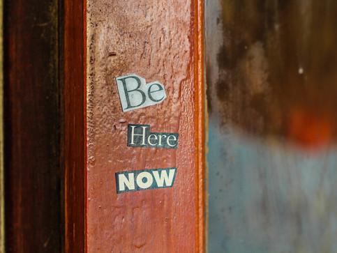 Achtsamkeit: Den Moment achten, ohne ihn zu bewerten