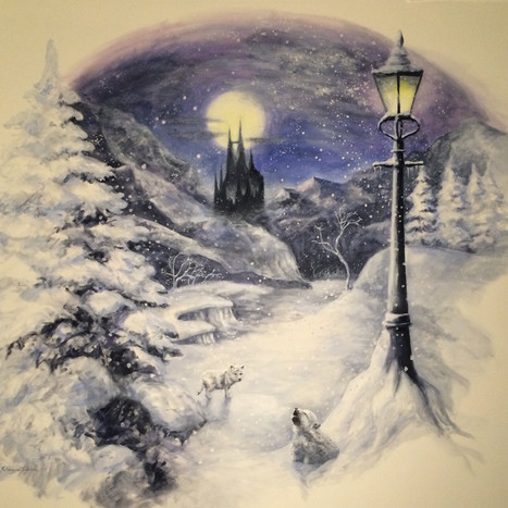 Narnia in a private hoe