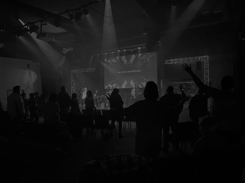 Worship at Connections Community Church