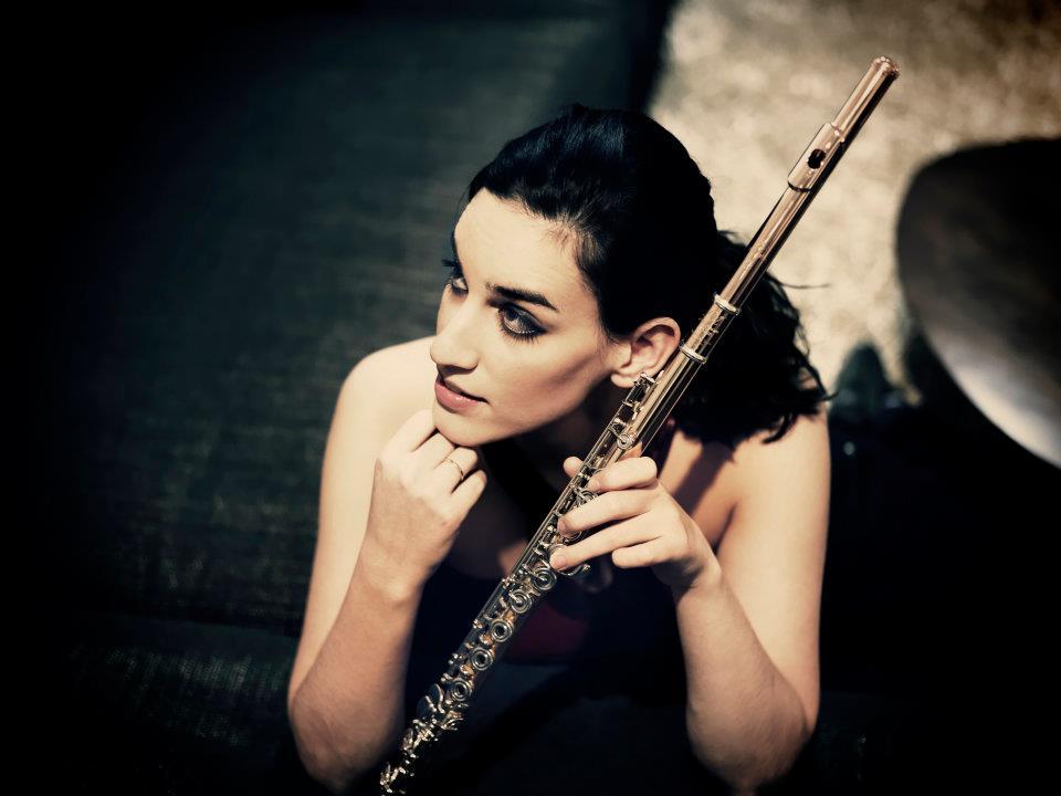 Noemi Gyori flute 2011