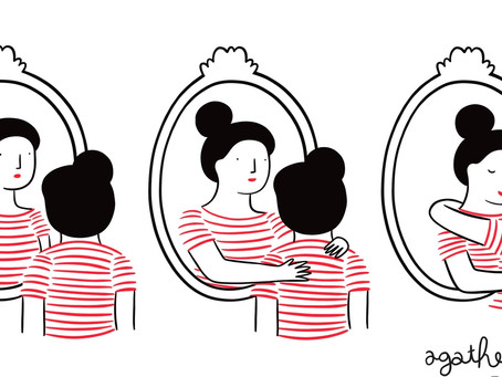 Partage / Sophie Deligiannis m'interviewe autour de l'Amour de soi ♡