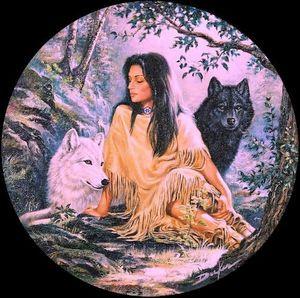 Légende amérindienne des 2 loups