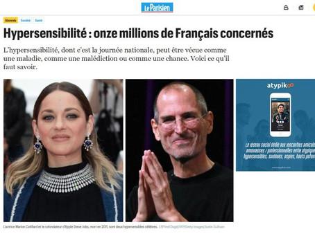 Quel est le point commun entre Steve Jobs et Marion Cotilard?