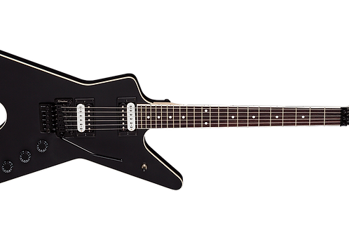 MLX Floyd Black Satin