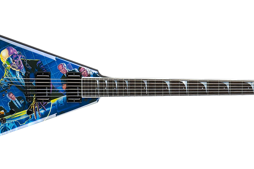 Dean Dave Mustaine VMNT Rust in Peace with case