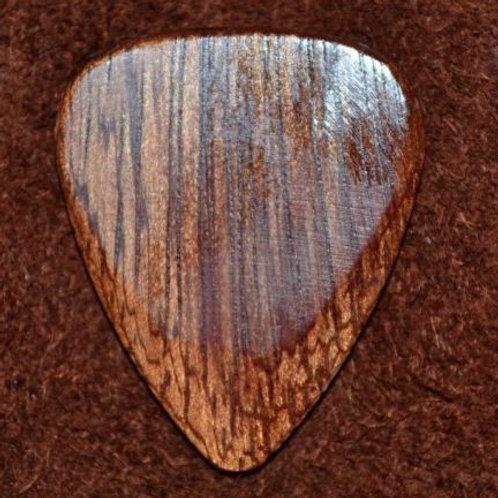 Timber Tones NEW Cobra's Saffron Exotic Wood Pick