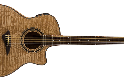 Dean Exotica Series Exotic Quilted Ash Satin Nat