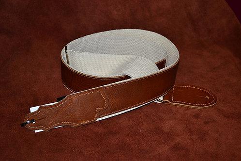 Franklin HB1-CG-N Hybrid Cognac Leather Strap