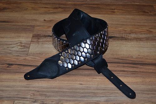 Carlino Custom Anaconda Stud Metal Strap