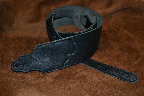 "Franklin Black Leather Original FSW-BK-BK 3.0"""