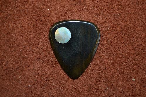 Timber Tones Planet Tones Black MOP Pick