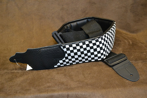 Franklin 5-CK Padded Checkerboard Strap