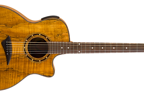 Dean Exotica Series Exotic Spalted Maple