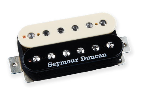 Seymour Duncan SH4 JB Bridge Reverse  Zebra Coils