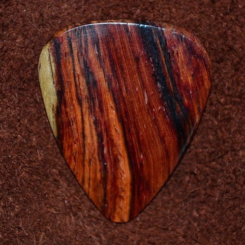 Timber Tones NEW Burmese Rosewood Exotic Wood Pick