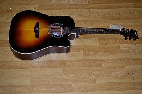 Dean St. Augustine Acoustic Dreadnaught  Cutaway