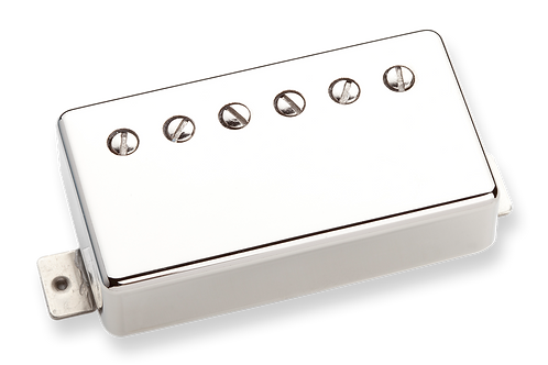 Seymour Duncan Sat Night Special Neck Nickel Cover