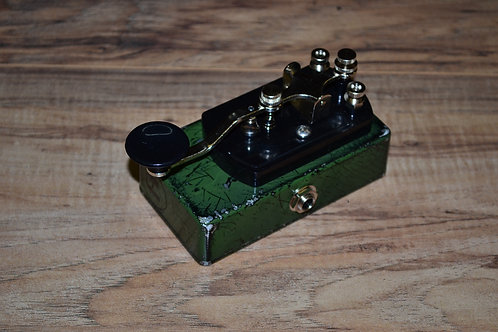 CopperSound Pedals Telegraph Stutter Army Relic