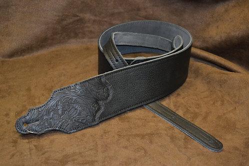 "Franklin Tooled Leather Original FSWT-BK-BK 3.0"""