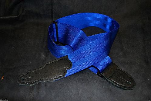 Franklin 10-BL-BK Blue Seatbelt Strap