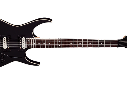 Dean Exile X Floyd Black Satin