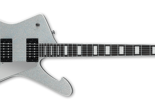 Ibanez Paul Stanley PS60 bolt on Silver