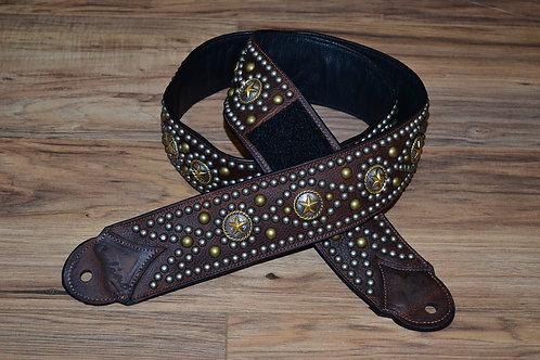 Carlino Western Star Concho Swirl Strap Full Len