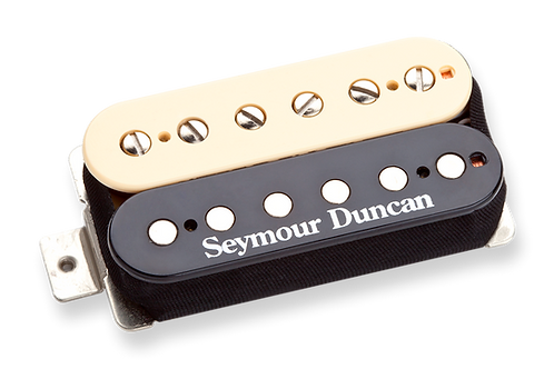 Seymour Duncan Saturday Night Special neck zebra