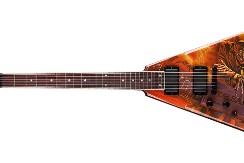 Dean Dave Mustaine VMNT Peace Sells Lefty