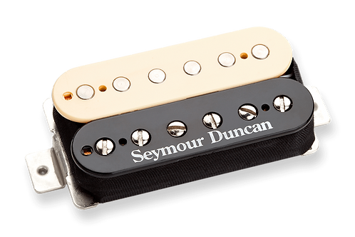 Seymour Duncan SH5 Custom Bridge Zebra coils