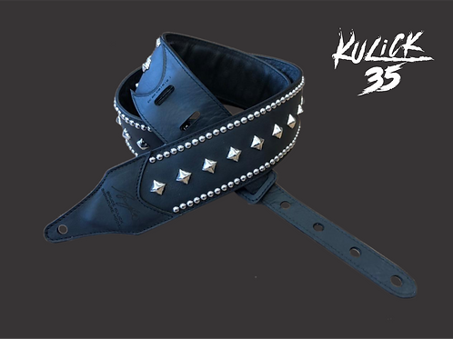 Bruce Kulick Animalize 35 #1 Studded Strap