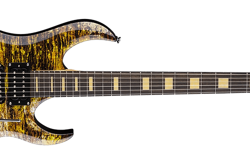 Dean 2017 MAB Gold Relic