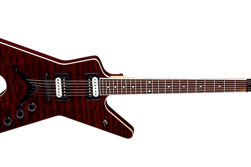 Dean MLX Quilt Maple Scary Cherry