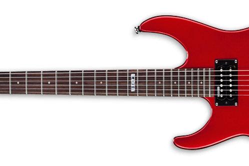 LTD M10LH Kit Red Left handed, with gig bag