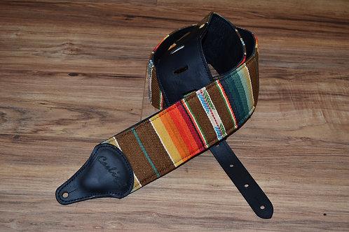 Carlino 2020 Santa Fe Aztec Guitar Strap