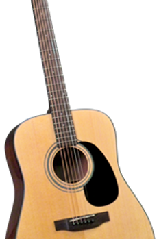 Bristol BD16 Dreadnaught Acoustic
