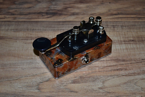CopperSound Pedals Telegraph Stutter Met. Autumn