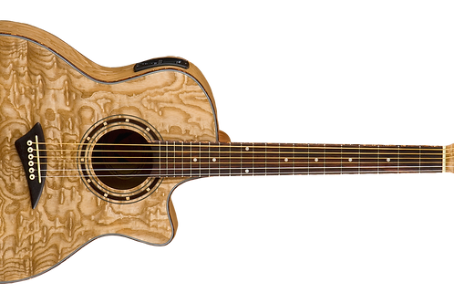 Dean Exotica Series Exotic Quilted Ash