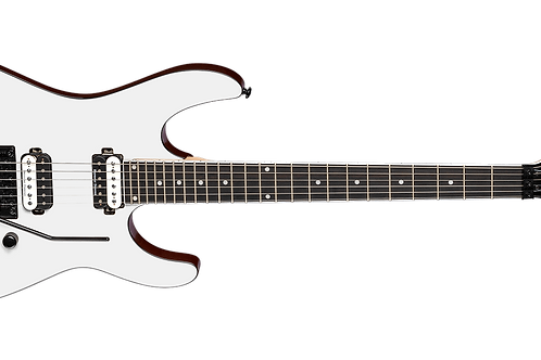 Dean MD24 Select Floyd Classic White