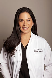 Melissa Brown Montes Dermatology Skin