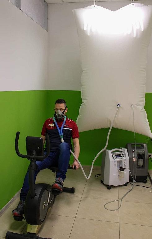 EWOT zuurstoftherapie is een eenvoudige methode die je thuis kunt toepassen om je weerstand te versterken en je vitaliteit te vergroten.
