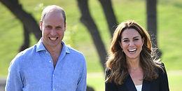 Wat zegt de breedte van de glimlach van Kate en William over hun ademhaling?