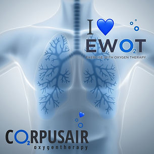 Corpusair zuurstoftherapie EWOT / DEMO&ADVIES CENTER ZUURSTOFTHERAPIE EWOT NEDERLAND